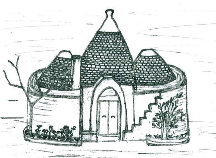 La Capanna Di Pietra Lu Truddu