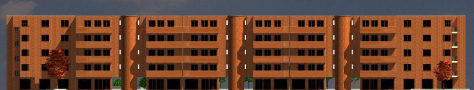 Prospetti Case In Linea 1